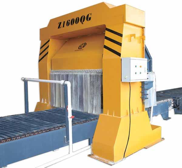 恒兴陶粒自保温砌块切割机多功能可生产多种制品
